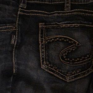Silver Jeans Jeans - Silver Brand Jeans 18W/32 Suki Mid Straight